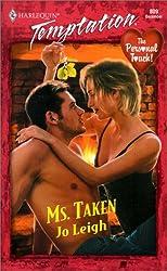 Ms. Taken (Harlequin Temptation)