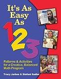 It's As Easy As 1-2-3, Tracy Jarboe and Stefani Sadler, 1884548547