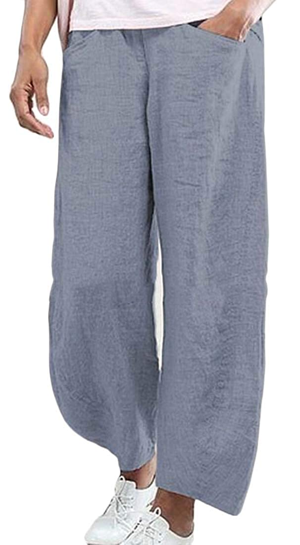 Hajotrawa Girls Kids Stretch Cotton Pants Fashion Comfy Legging