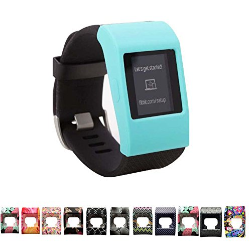 Sibode Fitbit Surge Band Cover for Fitbit Surge Band