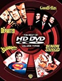BEST OF HD DVD-V03 (HD-DVD/4PK/BLAZING S/DEPARTED/GOODFELLAS/SUPERMAN)-NLA BEST OF HD DVD-V03 (HD-D