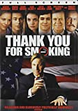 Thank You for Smoking [DVD] [2006] [Region 1] [US Import] [NTSC]