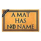 "AMING mats Home Decor Door Mats Anti-Slip Rubber Back Doormats Festival Gift Door Mats for The Entrance Way 29.5""(W) X 17.7""(L)"