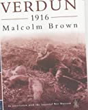 Front cover for the book Verdun 1916 by Malcolm Brown