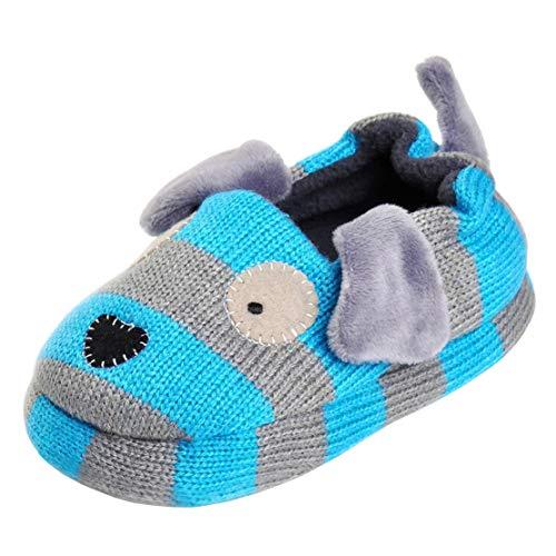 crochet house shoes - 4