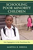 img - for Schooling Poor Minority Children: New Segregation in the Post-Brown Era book / textbook / text book