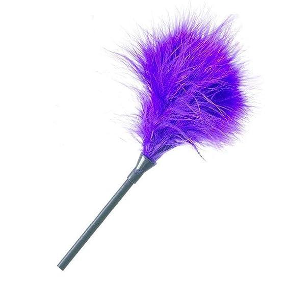 Productos para Adultos, BaZhaHei, Pluma coqueteando Plumas de Colores Palos Azote coqueteo sexualidad Productos