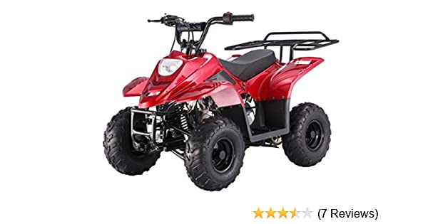 TAO TAO Model # ATA Boulder B1 Kids 4 Wheeler 110cc ATV comes 90% Assembled  - ALL COLORS AVAILABLE