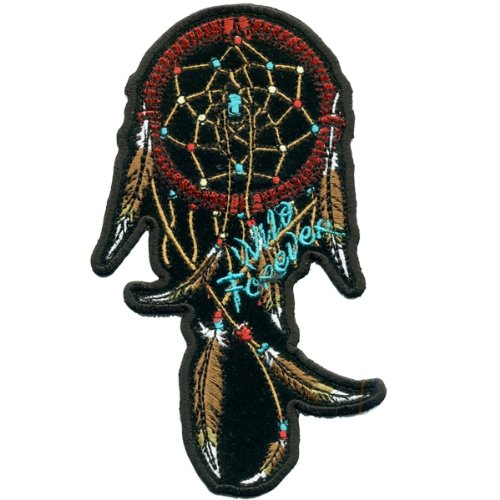 - Hot Leathers Dream Catcher Ladies Patch (3