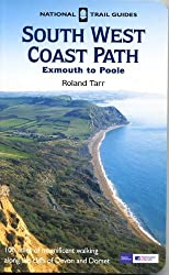 The South West Coast Path: Exmouth to Poole (National Trail Guide)