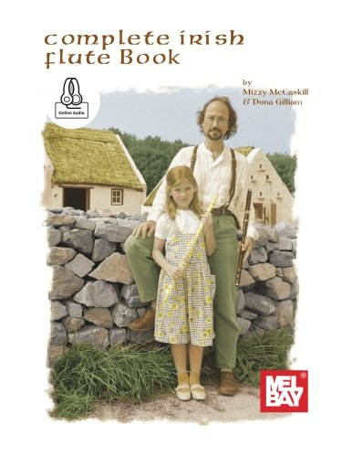Celtic Flute - Complete Irish Flute Book