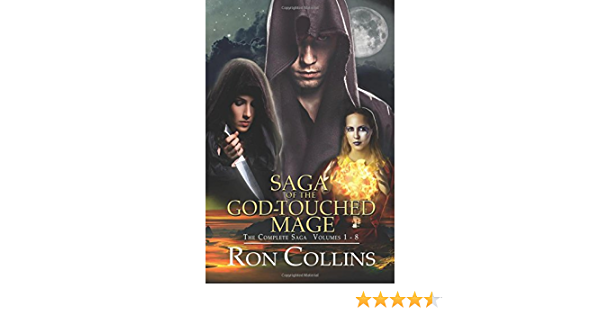 Saga of the God-Touched Mage: Amazon.es: Collins, Ron: Libros ...