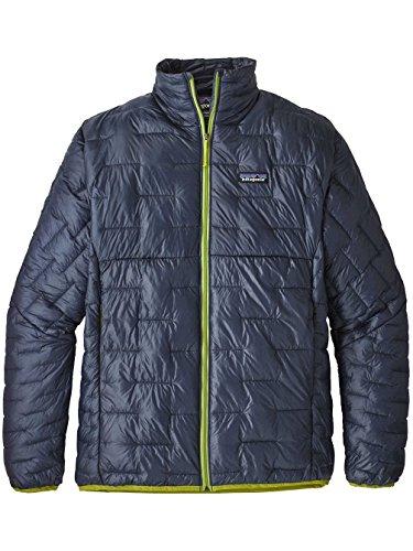Patagonia Men's Micro Puff Jacket Dolomite Blue M -
