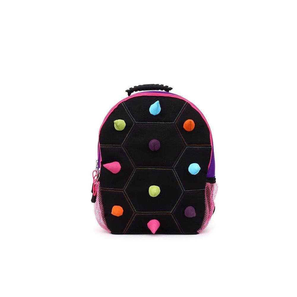 Multi Spike 16 Backpack - Black/Purple/Multi