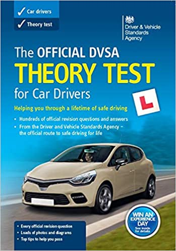 The official DVSA theory test for car drivers: Driver and