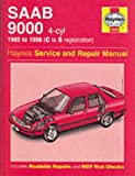 img - for Saab 9000 (4-cylinder) Service and Repair Manual (Haynes Service and Repair Manuals) book / textbook / text book