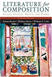 Literature for Composition, Sylvan Barnet and William Burto, 0321280342