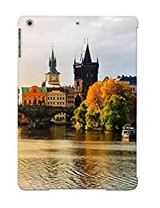 Ipad Air Scratch-proof Protection Case Cover For Ipad/ Hot Prague Phone Case