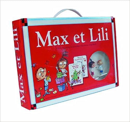 Téléchargement Coffret de Noël Max et Lili 2010 pdf