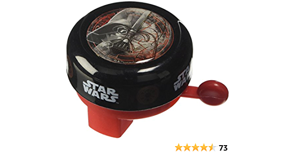 Star Wars Timbre de Metal para Bicicleta de ni/ños