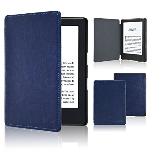 ACdream Case for All-New Kindle E-reader (8th Generation 2016), The Thinnest and Lightest Cover for All-New Kindle (6'' Display, 8th Gen 2016 Release), Dark Blue by ACdream