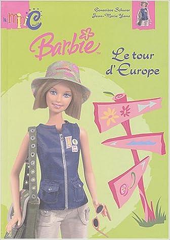 Livre Le Tour d'Europe de Barbie pdf