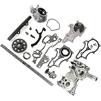 Amazon Com Moca Timing Chain Kit Water Pump Set With Cover For 1995