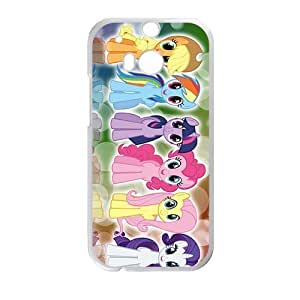 DAZHAHUI Lovely spirits Cell Phone Case for HTC One M8