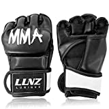 Luniquz MMA Gloves for Kids Adults Punching Bag