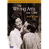 Peter Sellers Wrong Arm Of The La - Dvd