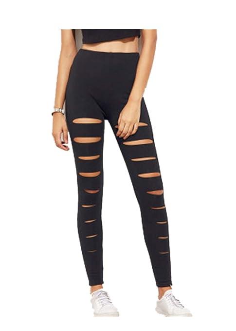 GGZZLL Pantalones de Yoga Cintura Alta para Mujer ...