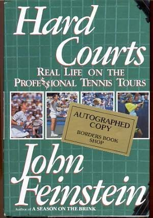 Hard Courts by John Feinstein