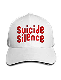 Suicide Silence Bead Pattern Baseball Peaked Cap Hat