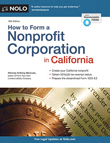 How to Form a Nonprofit Corporat...