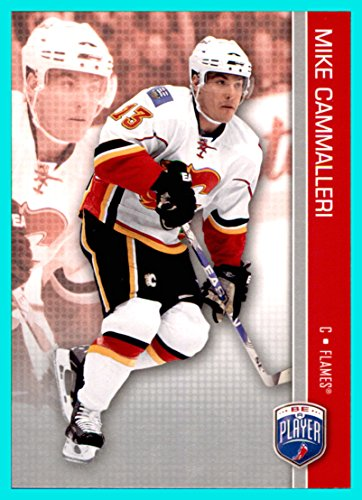 2008-09 Be A Player #26 Mike Cammalleri CALGARY FLAMES