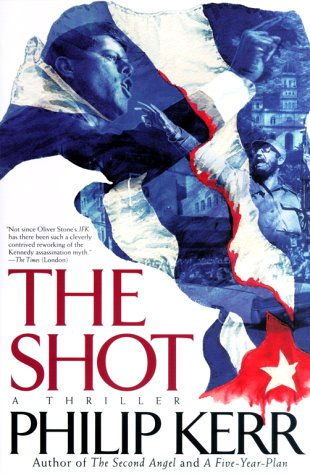 book cover of The Shot