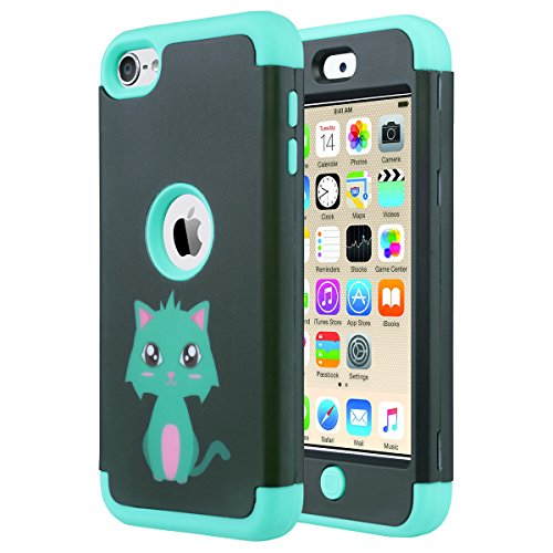 Funda para iPod Touch 7th, iPod Touch 6, protectora