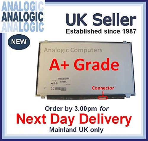 Analogic 15.6' LED LCD Screen For COMPAQ HP 15-G259sa Replacement HD Display