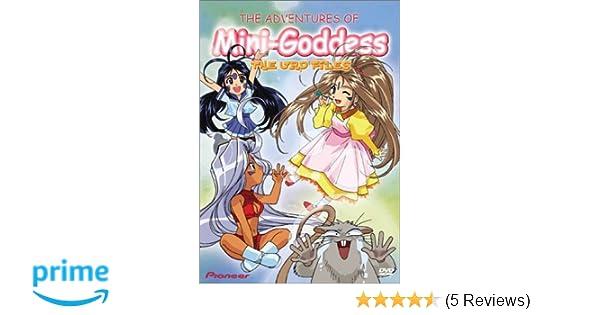 Ah My Goddess Mini Goddess trading cards Box 24 packs