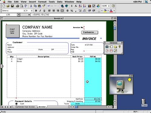microsoft office 1998