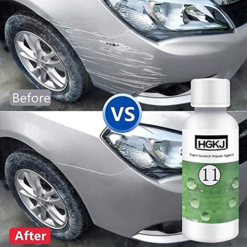 DSstyles HGKJ Car Paint Scratch Repair Remover Agent Coating Maintenance Accessory (Agent Car)