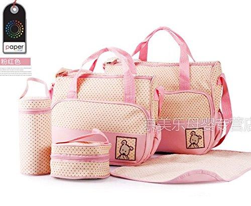 Amazon.com : nappy baby diaper bag for mom bolsa termica ...