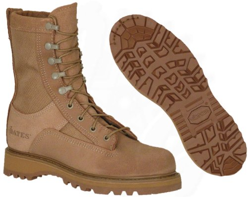 Tan Temperate Weather Boots, Goretex - Military Issue