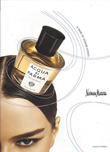 magazine-ad-for-iris-nobile-acqua-di-parma-a-swirl-of-summer-scents