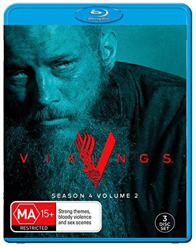 Vikings: Season 4 Volume 2 | 3 Discs | NON-USA Format | Region B Import - Australia