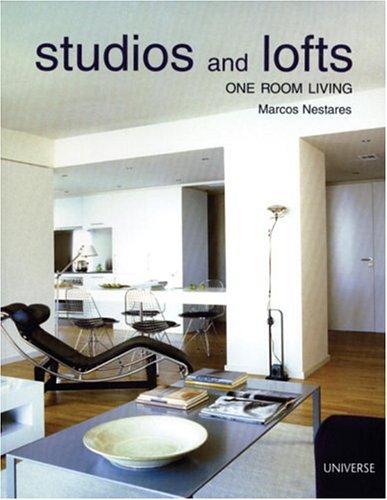 Studios And Lofts One Room Living Marcos Nastaras 9780789308498