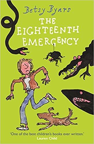 18th Emergency Book Cover
