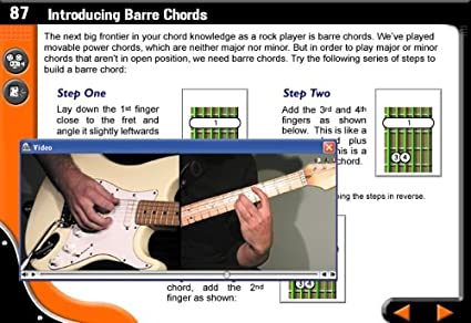 Amazon Emedia Rock Guitar Method Old Version Software
