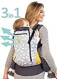 LILLEbaby 3-1 CarryOn All Seasons Toddler Carrier - Oh Deer