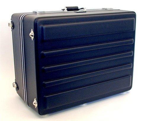241811H Platt Heavy-duty Polyethylene Case with Wheels and Telescoping Handle by Platt Cases (Image #3)